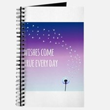 Wishes come true everyday Journal