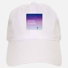 Wishes come true everyday Baseball Baseball Cap