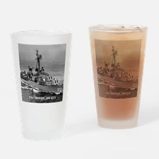 bristol note cards Drinking Glass