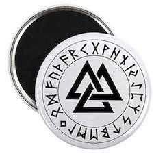 "Rune Shield 2.25"" Magnet (10 pack)"