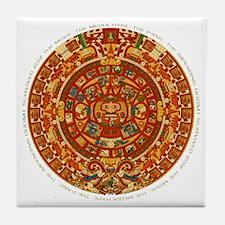 mayan_panic Tile Coaster