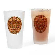 mayan_panic Drinking Glass