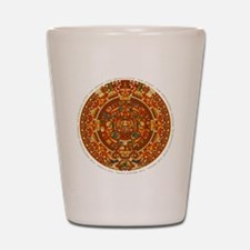 mayan_panic Shot Glass