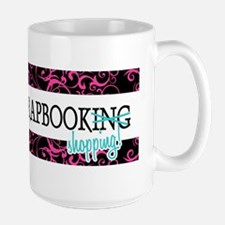 shopping-bs Large Mug
