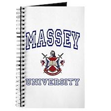 MASSEY University Journal