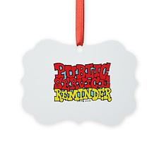 comm_service_public_service_remin Ornament
