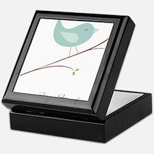 3-sigg-tweet-sm Keepsake Box