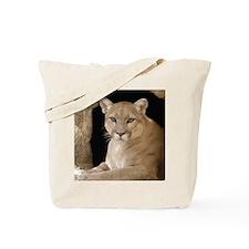 Cougar 014 Tote Bag
