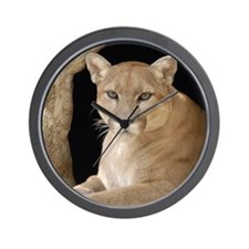 Cougar 014 Wall Clock