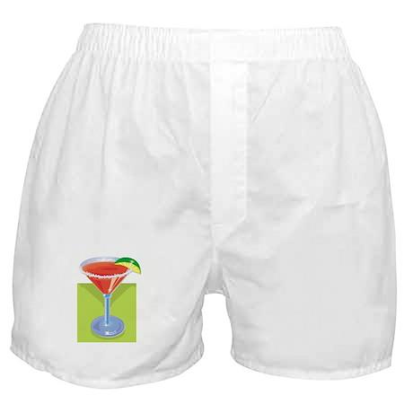 Margarita with Background Boxer Shorts