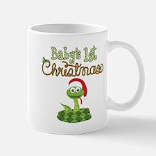 Western 1st Christmas Mug