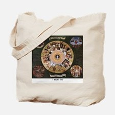 7 Deadly Sins Tote Bag