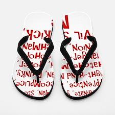 Henchman Flip Flops