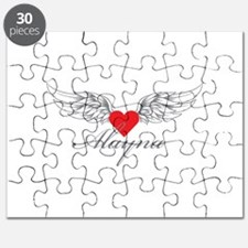Angel Wings Alayna Puzzle