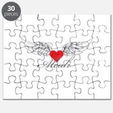 Angel Wings Aleah Puzzle