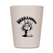 hand_brains_New4png Shot Glass