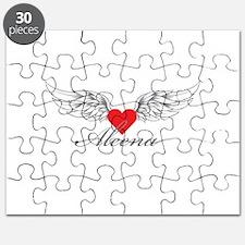 Angel Wings Aleena Puzzle