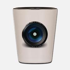 2-C-85 (lens) Shot Glass