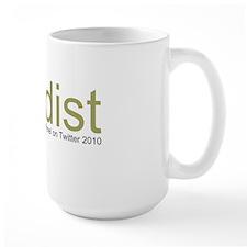 infdist-T-shirt Mug