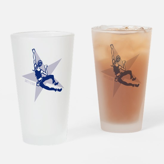 womanBoulder Drinking Glass