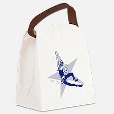 womanBoulder Canvas Lunch Bag