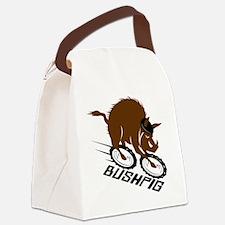 bushpig Canvas Lunch Bag