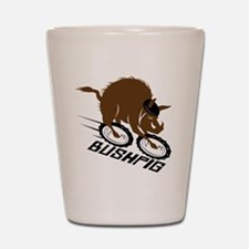 bushpig Shot Glass