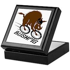 bushpig Keepsake Box