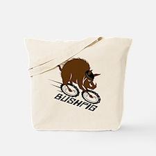 bushpig Tote Bag