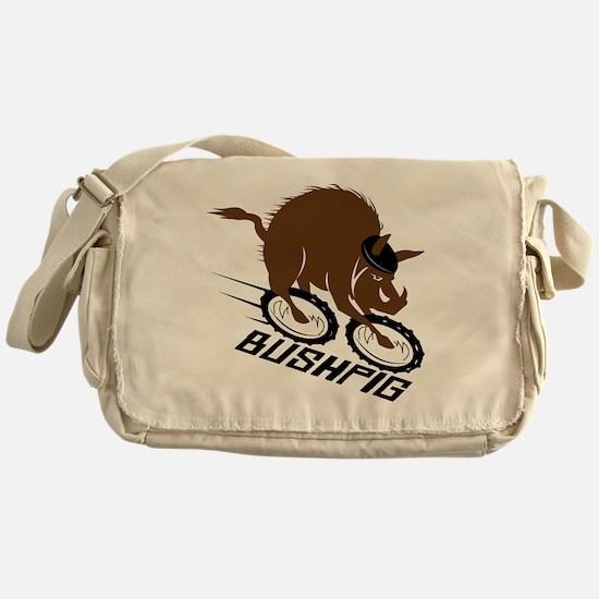 bushpig Messenger Bag