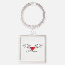 Angel Wings Alena Keychains