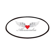 Angel Wings Alessandra Patches