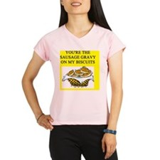 biscuit lovers Performance Dry T-Shirt