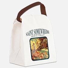 SSBC full logo Canvas Lunch Bag
