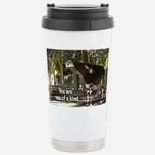One of a kind Stainless Steel Travel Mug