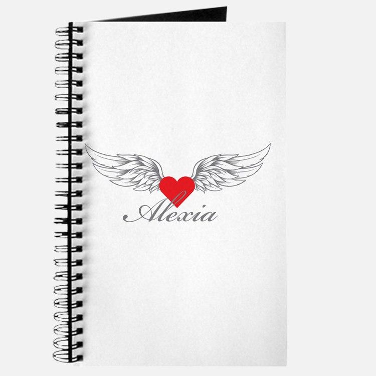 Angel Wings Alexia Journal