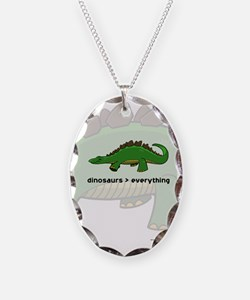 dinojournal Necklace