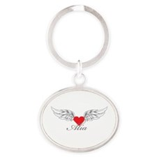 Angel Wings Alia Keychains