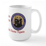 Vietnam Veteran Large Mug