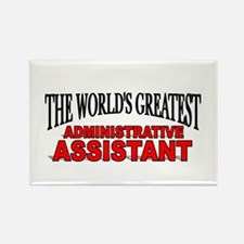 """""""The World's Greatest Administrative Assistant' Re"""