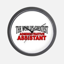 """The World's Greatest Administrative Assistant' Wa"