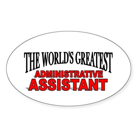 """""""The World's Greatest Administrative Assistant' St"""