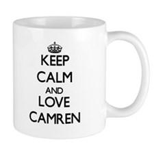 Keep Calm and Love Camren Mugs