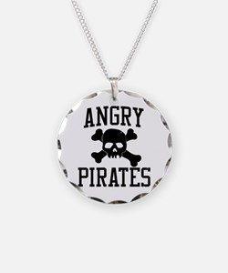 Angry Pirates 1 Necklace