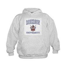 ROBERSON University Hoodie