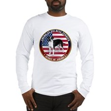 pit bull-1 Long Sleeve T-Shirt