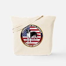 pit bull-1 Tote Bag