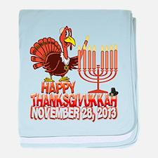 Happy Thanksgivukkah Thankgiving Hanukkah baby bla