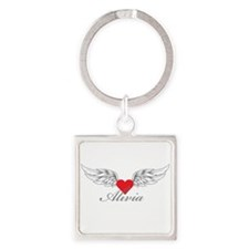 Angel Wings Alivia Keychains