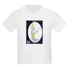 FISHERMAN'S DREAM Kids T-Shirt